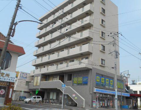 ステーションフロント八幡宿