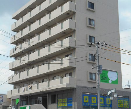 ステーションフロント八幡宿 1K